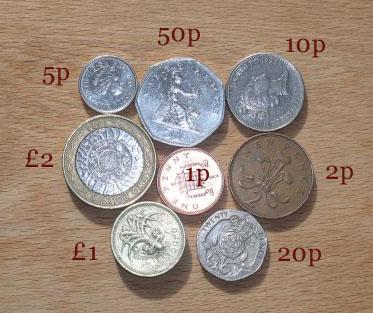 British Coins