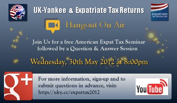 Tax Seminar